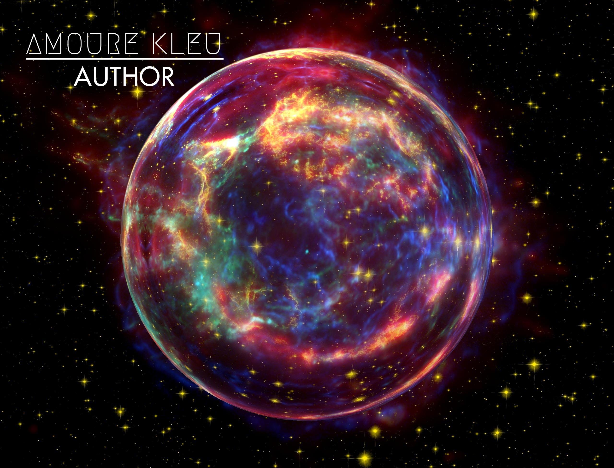 Amoure Kleu Fantasy Author